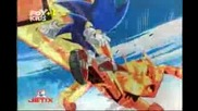 Sonic - Amv - Bring Me To Life