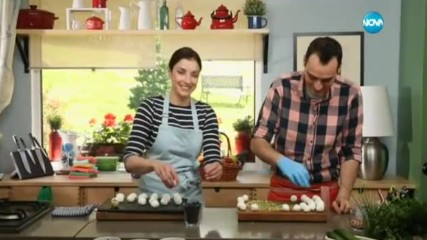 Бонбони от сирене и маслини - Бон Апети (27.04.2017)