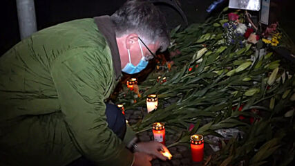Germany: Berliners hold vigil in memory of Nice, Paris, and Dresden victims
