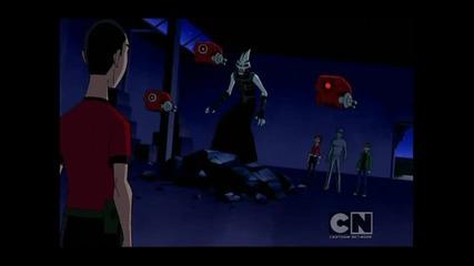 Бен 10 Ултра Извънземен - Епизод 12