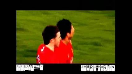 Ето това правеше докато играеше в Манчестър !роналдо