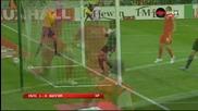 Уелс 1 - 0 Белгия ( Квалификация за Европейско първенство 2016 ) ( 12/06/2015 )