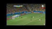 Мондиал 2014 - Гърция 2:1 Кот Д'ивоар - Поредно спорно съдийство прати гърците напред!