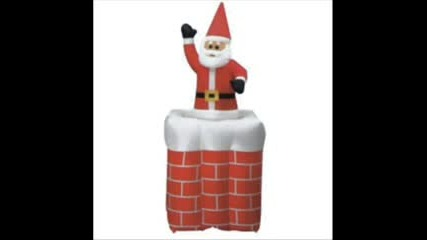 Акащият Дядо Коледа