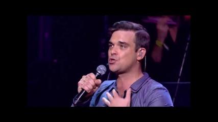 Robbie Williams - Supreme (live At Electric Proms 2009)