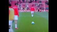 Cristiano Ronaldo Warm Up Vs Middlesboroug