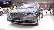 Новото BMW 7 Series 2015 - когато агресия и елегантност се слеят в едно! - SVZMobile