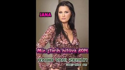Jana Mix starih hitova 2014