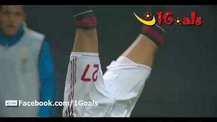 Приказния гол на Боатенг срещу Барса ( 23.11.2011 )