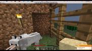 Minecraft-survivar Island part 4