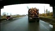 Как Руски камион завива