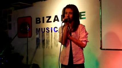 Лидия Стаматова 2012 - karaoke club Bizarre - Adagio