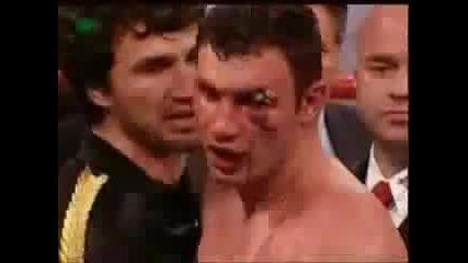 Бокс : Витали Кличко - нокаути
