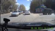 Компилация от пътни инциденти в Русия !