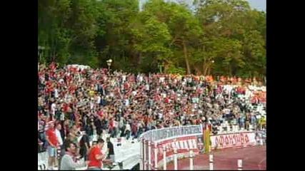 Ц С К А 2 - 0 Ботев Враца (07.05.2012) - Ние сме от Ц С К А !