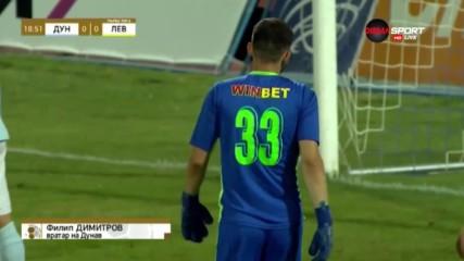 Спасяване на Филип Димитров от Дунав срещу Левски