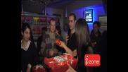 Кратко видео от награждаването на izone.bg