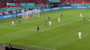Англия - Шотландия 0:0 /първо полувреме/