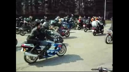 Opening Moto Season 2012