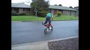 Мини Мотор Wheelies