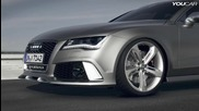 Audi Rs 7 - quattro with self-locking center differential