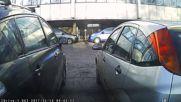 Лек удар при паркиране