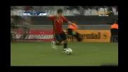 Spain 1 - 0 Iraq Confederation Cup