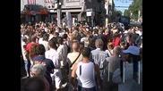 Продължават протестите среущу новите правила за паркиране, Фандъкова е готова на диалог