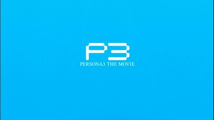 Persona 3 The Movie 1 - Spring of Birth opening