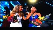 Най-популярното видео в нета! Мис България подкрепя лудо победителката на Мис Вселена 2015!
