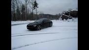 Bwm M6 на сняг!