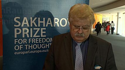 Belgium: Finalists named for EU's Sakharov human rights prize