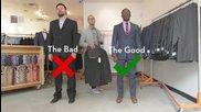 Седемте важни неща, които един мъж трябва да знае за костюмите