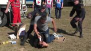 Belarus: CSTO humanitarian aid drills come to a close in the Brest Region