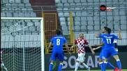 Хърватия 1 - 1 Италия ( Квалификация за Европейско първенство 2016 ) ( 12/06/2015 )