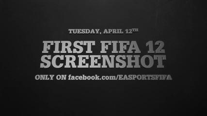 Fifa 12 - First Screenshot