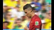 Португалия 2:1 Гана (бг аудио) Мондиал 2014