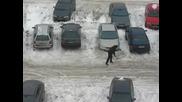 Паркинг отмъщение