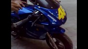 drag bike honda xrm modified