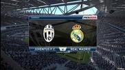 Pro Evolution Soccer 2015 Pc Gameplay { Juventus F.c. Vs Real Madrid }