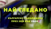Годишната класация на Vbox7