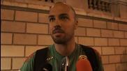 Ники Михайлов: Хубав мач за феновете, ако продължаваме така, ще ги върнем на стадиона
