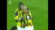 Fenerbahce 4 - 2 Manisaspor Gol Alex De Souza 29 08 2010