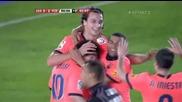 Ibrahimovic - Xerez 0 - 2 Barcelona