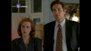 Досиетата Х 3x4 Бг Аудио / The X Files Clyde Bruckman's Final Repose