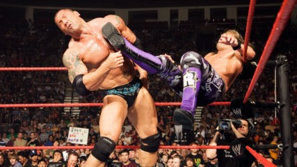 Edge vs. Batista – World Heavyweight Title Match: Vengeance: Night of Champions 2007 (Full Match)