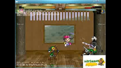 Mugen Link and Ness Survival