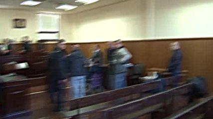 Миню Стайков в инвалидна количка в Апелативния спецсъд