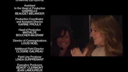 Celine Dion - Невероятно видео на Майката и Певицата Селин Дион!
