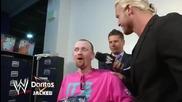 Фен печели билети за Първична Сила и се среща с Долф Зиглър,алиша Фокс и Близначките Бела.